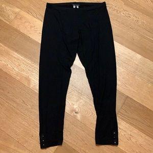 Banana Republic black leggings XL